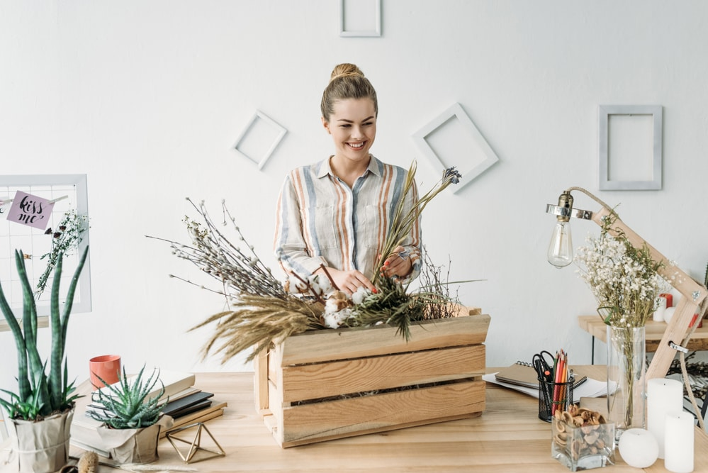 repurpose things spring cleaning for your business idea