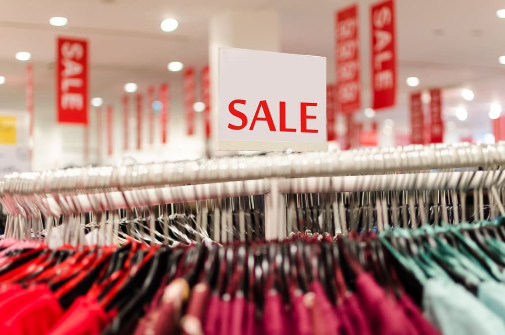 clearance sale clean out old inventory spring cleaning for your business