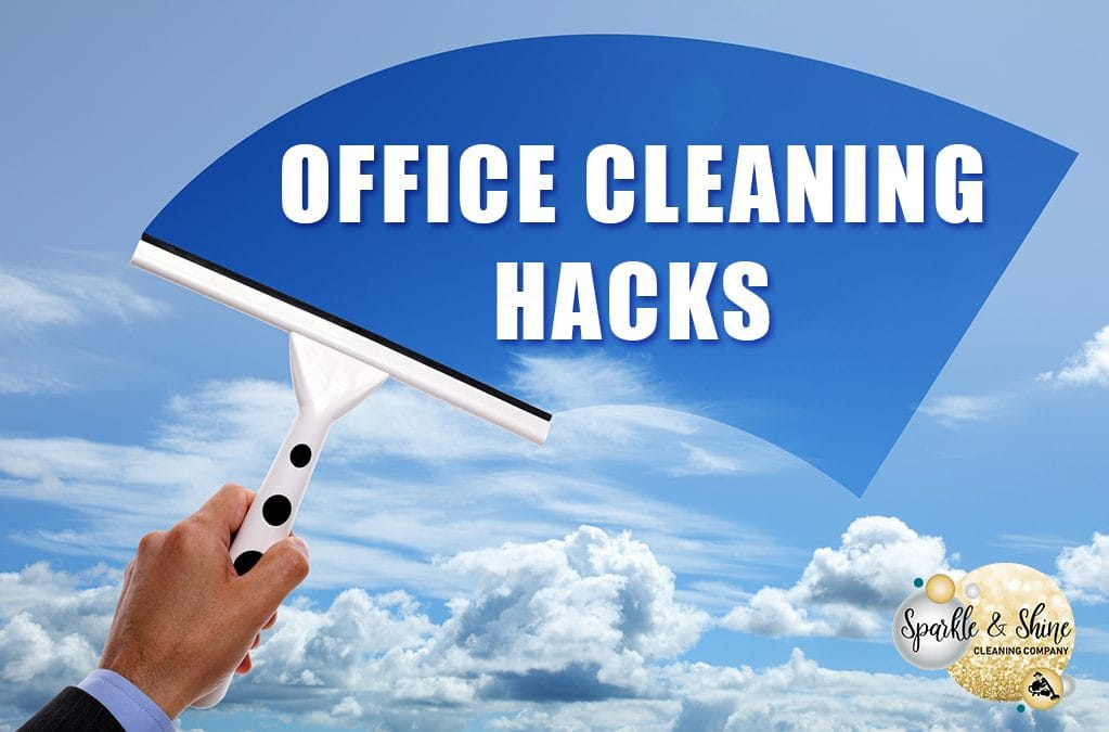 8 Office Cleaning Tips and Hacks