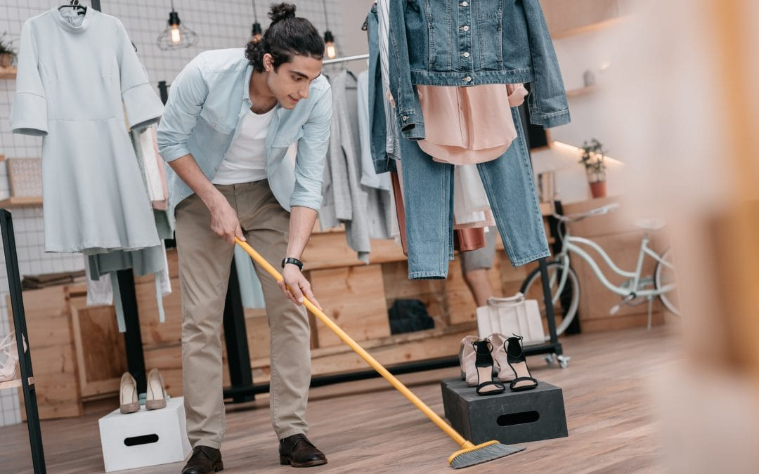 4 Ways Retail Stores Can Spring Forward this Fall with Commercial Store Cleaning