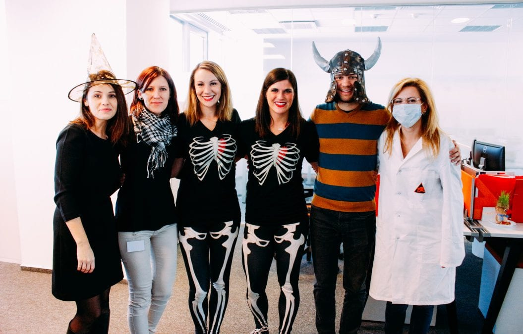 Halloween Office Party Messes to Avoid and Cleanup Tips