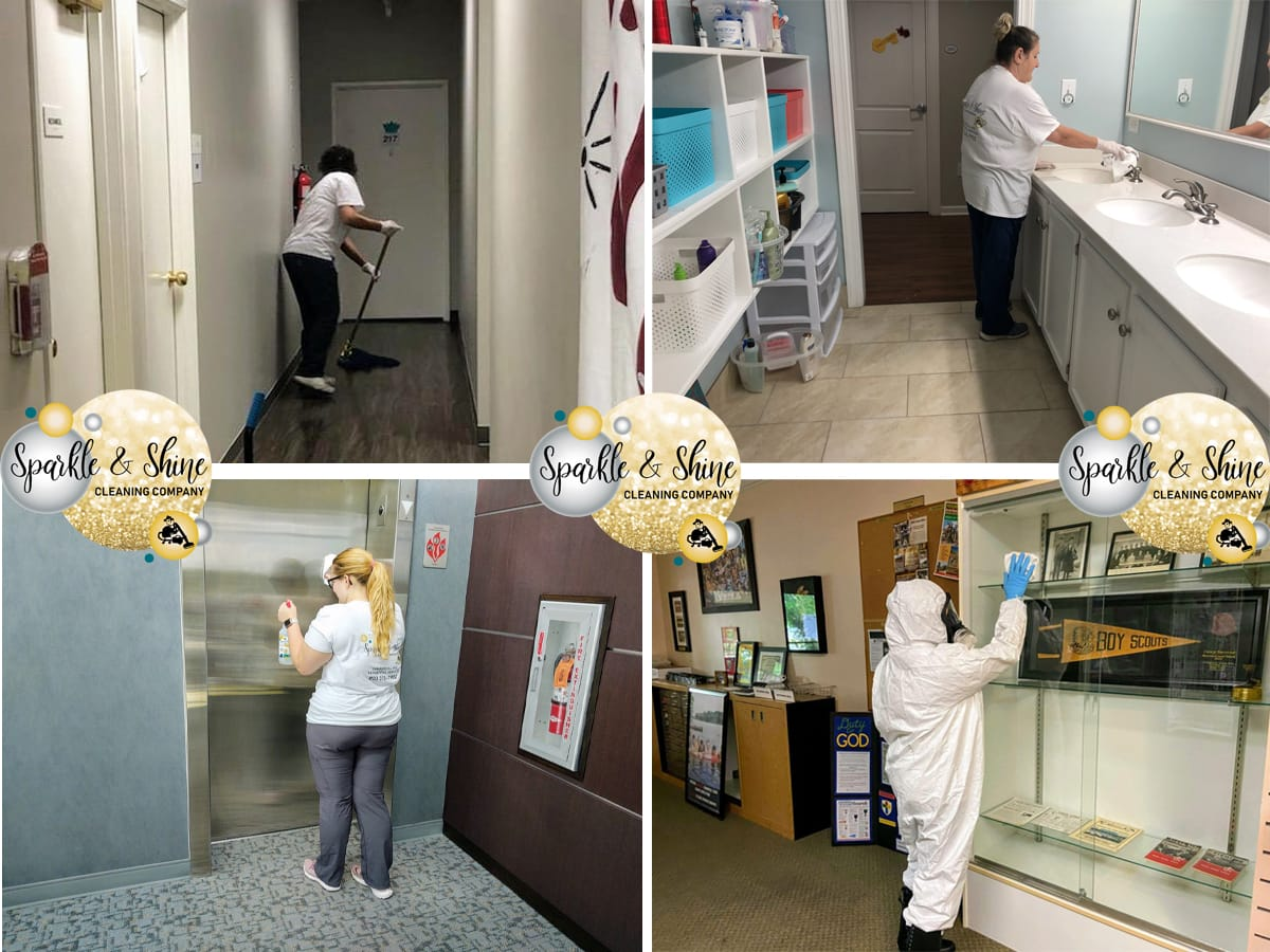 Sparkle Shine Cleaning Company Columbia Sc