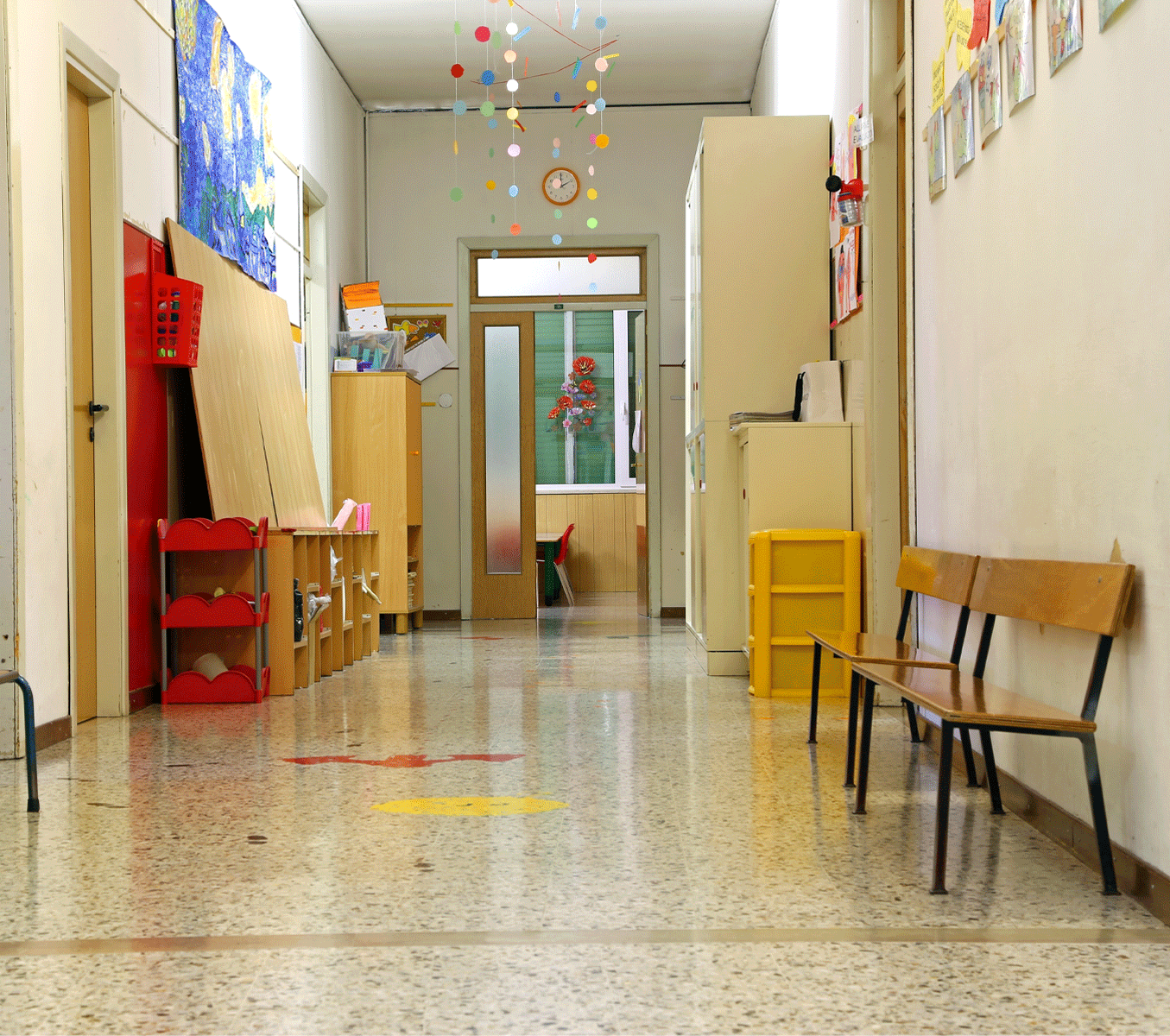 Deep cleaning for schools